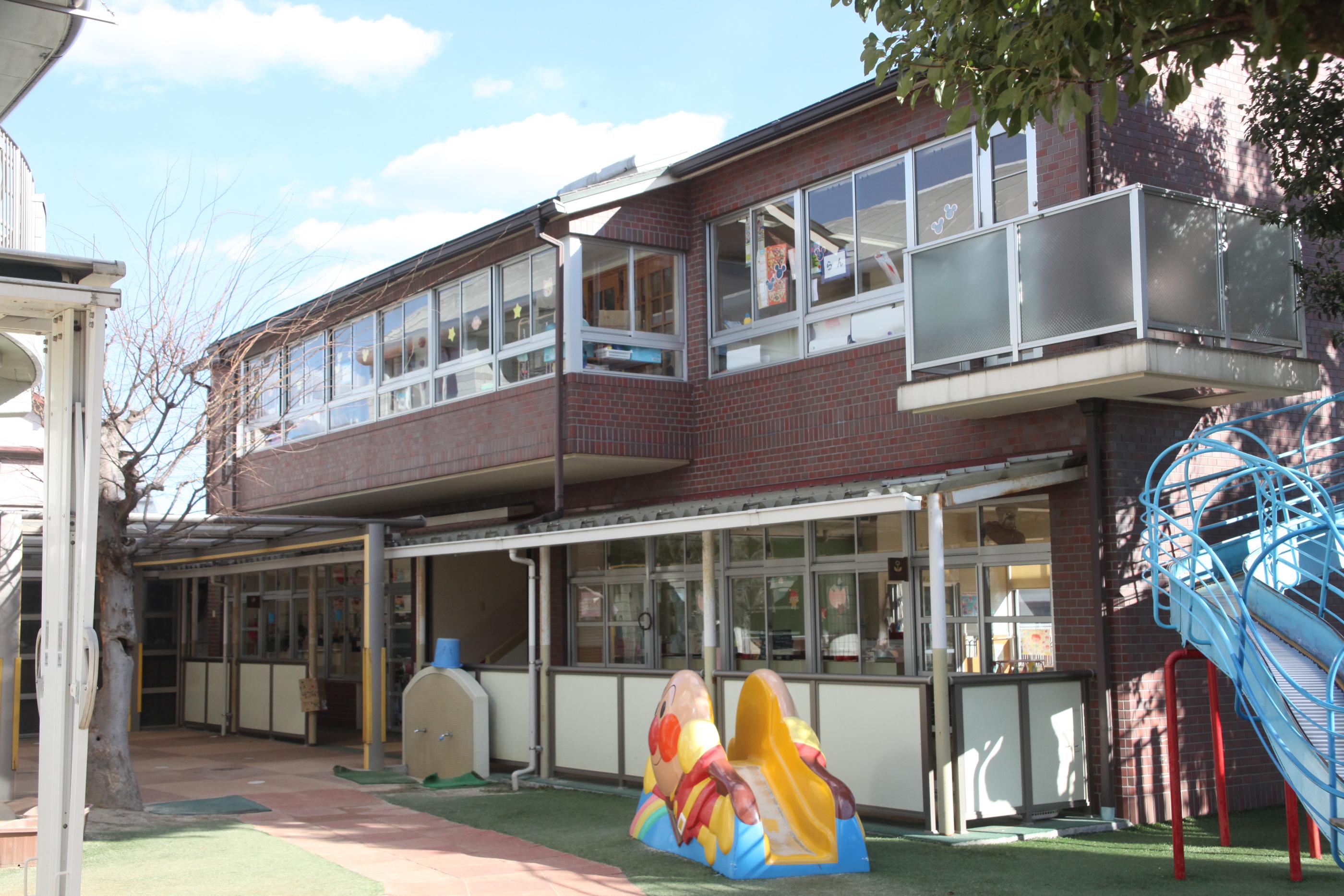 上野台幼稚園南別館