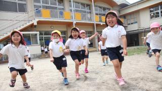 上野台幼稚園遊びの中から学ぶ