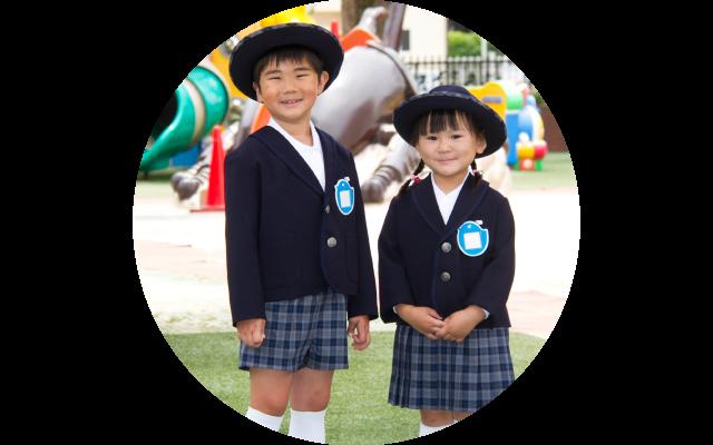 上野台幼稚園新制服ブレザーあり